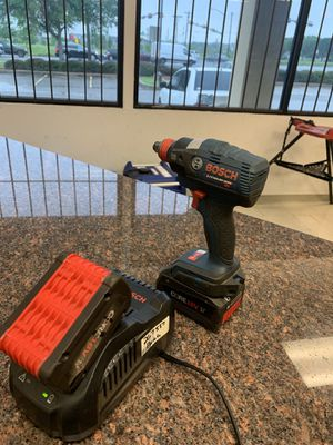 Bosch 18V Drill for Sale in Pflugerville, TX