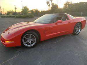 2002 Chevrolet Corvette for Sale in Sacramento, CA