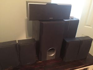 Onkyo 7.1 Home theater set for Sale in Euless, TX