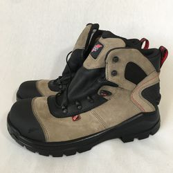 Red Wing Shoes CVR Safety Toe Boot Electrical Hazard Oil Resistant Size 10 for Sale in Henderson,  NV