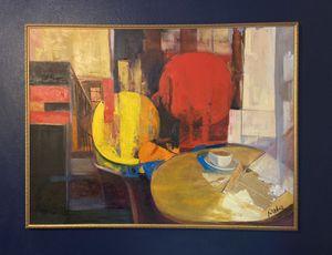 Large Original Art Canvas for Sale in San Jose, CA