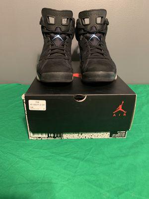 Jordan 6 UNC size 10 for Sale in Hammonton, NJ