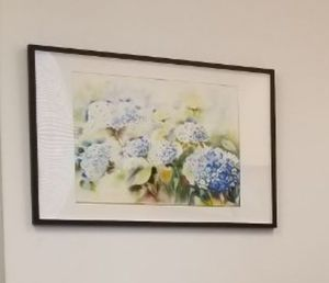 Water color painting, original by artist for Sale in Brooklyn, NY