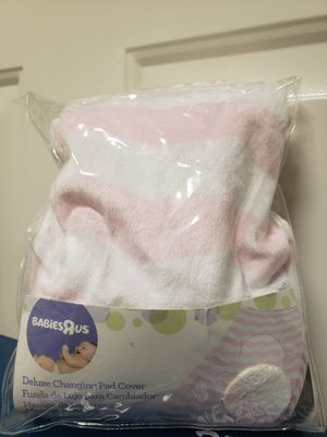 Changing table pad cover for Sale in Goldsboro, NC