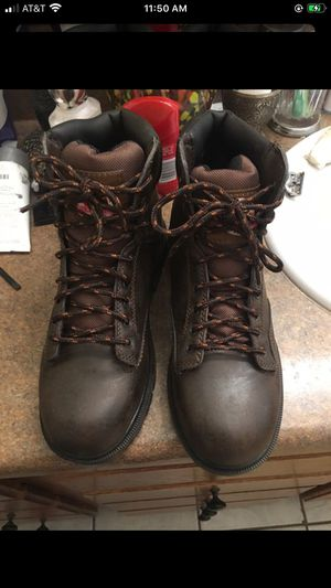 Size 9 Work Boots for Sale in Irving, TX