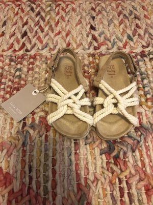 Zara Kids Sandals Size 6 (NWT) for Sale for sale  Newport Beach, CA
