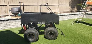 Custom beach wagon with grill for Sale in Chula Vista, CA
