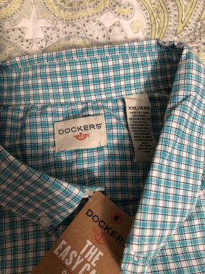 Dockers Men's shirts for Sale in Riverbank, CA
