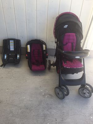 stroller set car seat expires in 2025 for Sale in Richmond, CA
