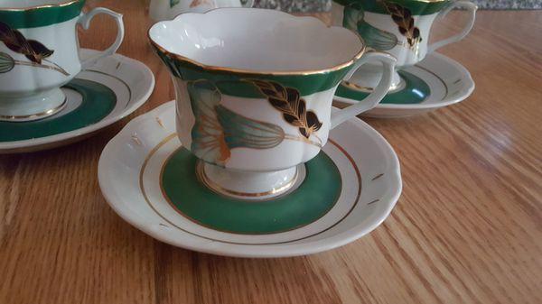 Beautiful Tea Set For Sale In Covington Wa Offerup