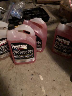 Prestone RV Waterline Antifreeze for Sale in Raleigh, NC
