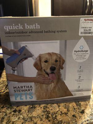 Dog bath nozzle for Sale in Everett, WA