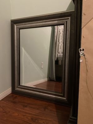 MCS Framed Wall Mirror 22x28 for Sale in Los Angeles, CA