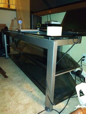 Tv stand for 65 to 75 inch tv for Sale in Ontario, CA