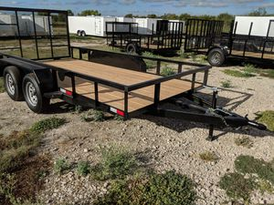 12x78 Utility Trailer for Sale in Manor, TX