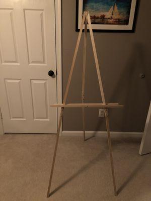 Wooden Easel for Sale in Alexandria, VA