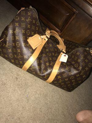 Louis Vuitton duffle bag.. Real Deal for Sale in Covington, GA