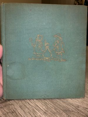 Mother Goose by Tasha Tudor First Edition, Third Printing for Sale in Roanoke, VA