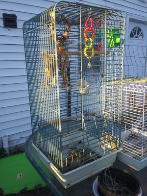 Bird Cage W/ Stand for Sale in Bethel, OH