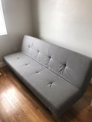 Futon Bed - Converts to twin bed for Sale in San Pablo, CA