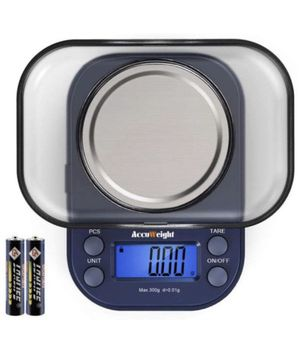 Pocket size Digital Weight Scale (SEE 2nd PICTURE FOR SIZE) for Sale in Fontana, CA
