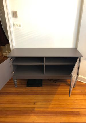 Grey console table for Sale in Washington, DC