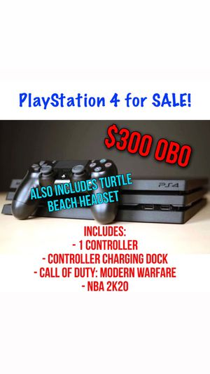 PlayStation 4 for Sale in Garden Grove, CA