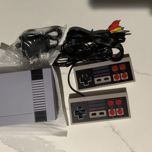 Brand New Console with 620 Nintendo Nes Games installed for Sale in Houston, TX