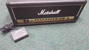 259060-1 Marshall DSL100H 100W All-Tube Guitar Amp Head Black for Sale in Baltimore, MD