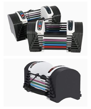 PowerBlock Sport 24 Adjustable Dumbbells, 24 lbs (2 sets available) for Sale in Washington, DC
