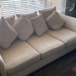 Used Sofa And Love Seat for Sale in Murray,  UT