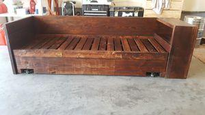 Wooden futon frame for Sale in Smyrna, TN