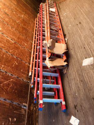 Fiberglass and aluminum ladders for Sale in St. Cloud, FL