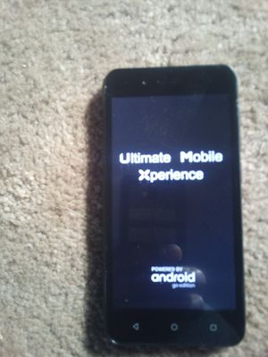 Android phone w charger for Sale in Fairfield, CA