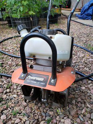 powermate tiller for Sale in Denver, CO