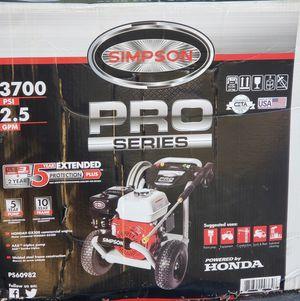 Power wascher 3700 psi for Sale in Riverside, CA