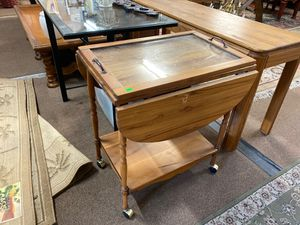 wheeled Table/Tray for Sale in Bloomington, CA