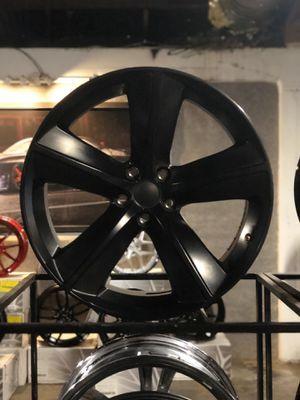 Black Matte Rim for Sale in Hemet, CA