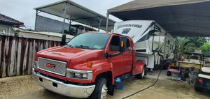 GMC 4500 TopKick , Momentum 35M Toy Hauler PACKAGE DEAL for Sale in Homestead, FL