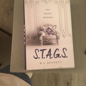 S.T.A.G.S A Great Book 295 Pages for Sale in Sacramento, CA
