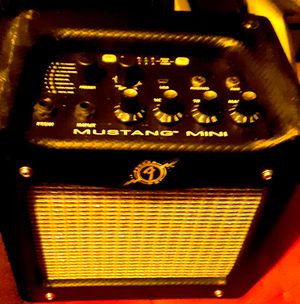 Fender Mustang Mini Guitar Amp for Sale in Roswell, GA