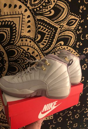 Jordan 12 Retro Heiress Plum Fog for Sale in Miami, FL