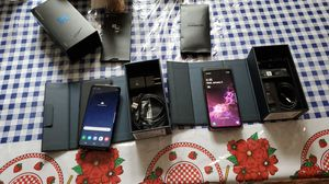 Samsung Galaxy S8 and S9 64GB for Sale in Wheaton, MD