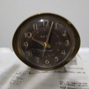 Baby Ben Antique Clock, Tested ,works for Sale in Monroe Township, NJ