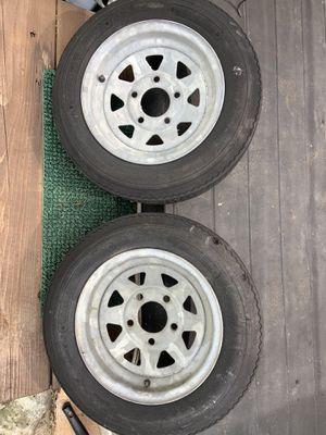 Trailer Wheels for Sale in St. Petersburg, FL