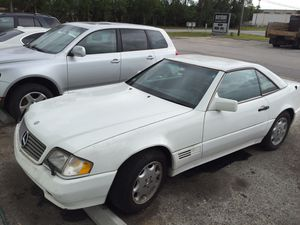 1995 Mercedes Benz SL500 W129 for parts for Sale in Clearwater, FL