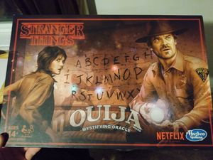 Stranger things Ouija board game for Sale in Fairless Hills, PA