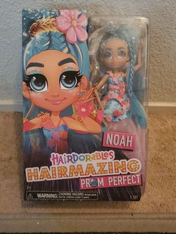 New Hairdorables Hairmazing Noah Doll ($16 Value) for Sale in Ripon,  CA