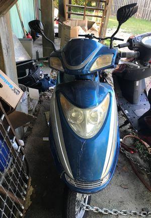 Evike blue electric scooter for Sale in Vero Beach, FL