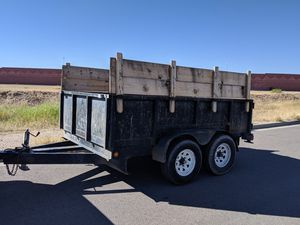 Dump trailer 7 x 10 for Sale in Mesa, AZ